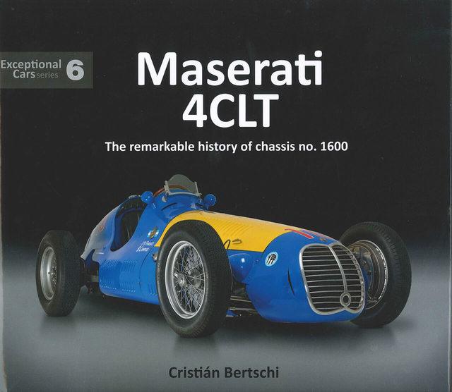 F1で輝かしい戦績を残した「マセラティ4CLT」の中でも特に「サンレモ ...