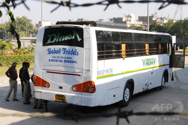 インド レイ ぷ 事件 バス