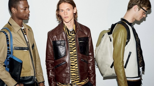 Coach Fall Collection 出没自在...