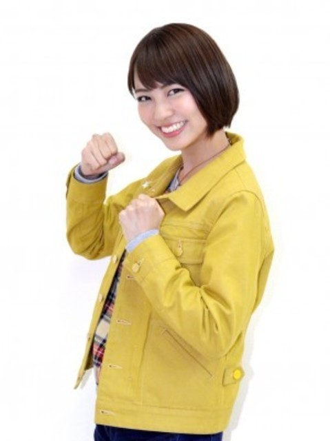 小島梨里杏さんのポートレート