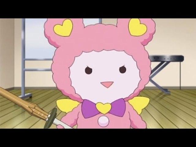 アイドルタイムプリパラ 5プニコンのマネージャー修行クマ