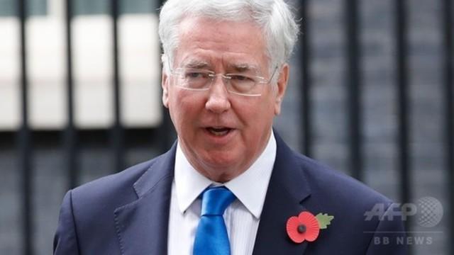 英閣僚がまた辞任 イスラエル首...