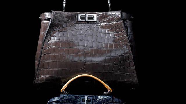 66f03f5979c0 フェンディのハンドバッグ「ピーカブー」の最高級モデル2選 | antenna*[アンテナ]