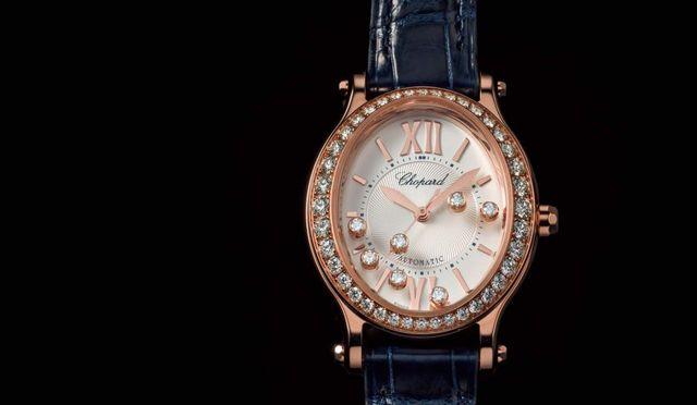 release date: 273f9 34e3f 自社製ムーブメント搭載の新名品!ショパールの時計「ハッピー ...