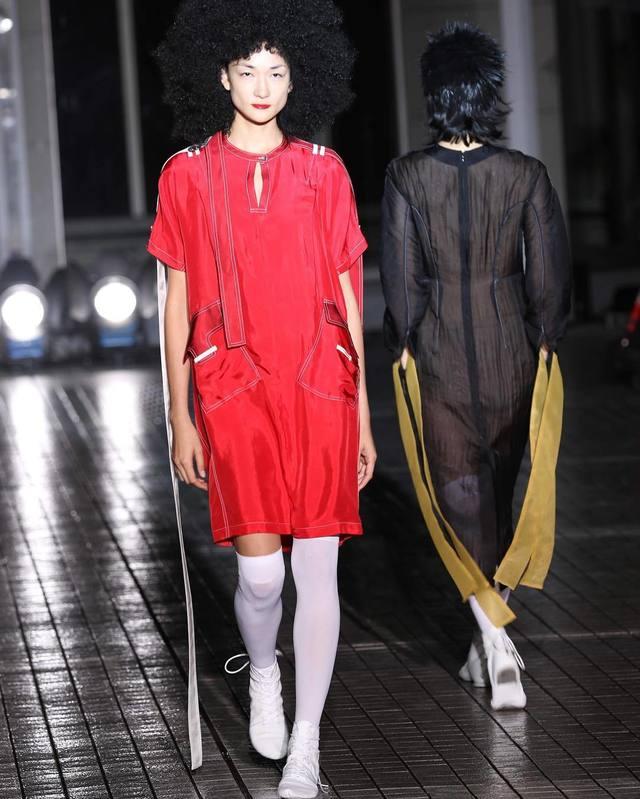 冨永愛、モデルへの道 Vol.25】3年ぶりの復帰。東京ファッション