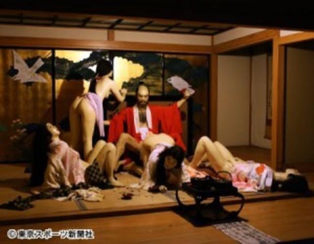 秘宝館 絶滅の危機の背景に日本経済と男の弱体化