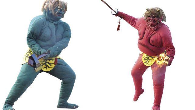 本気度が違う、京都の節分──秋尾沙戸子の「京都歳時記」その① ...