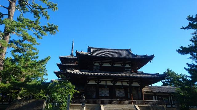 高田 聖子 法隆寺