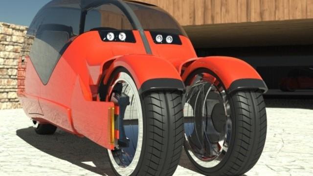 ガンツバイクやビッグローリーみたいなモノバイクwheelsurf